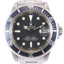 "Rolex Submariner 1680 ""Red"" ""Mark VI"""