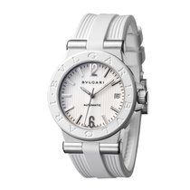 Bulgari Diagono Rubber Ladies Ref. DG35WSWVD