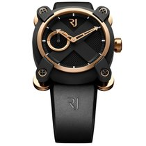 Romain Jerome Moon Invader Red Metal Auto
