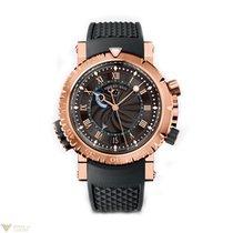 Breguet Marine Royale 18k Rose Gold Men's Watch