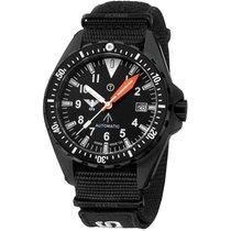 KHS Uhren Herrenuhr MissionTimer 3 | OT Automatic KHS.MTAOTA.NXT7