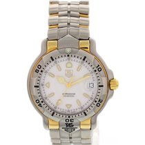 TAG Heuer Men's Tag Heurer Professional 18k Yellow Gold...