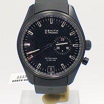 Zenith Retrotimer Pilot Chronograph Carbon Fiber Dial 75.2030....