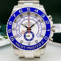 Rolex 116680 WAO Yacht Master II SS UNWORN (25634)