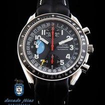 Omega Speedmaster Day-Date Schumacher