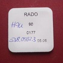 Rado Wasserdichtigkeitsset 0177 für Gehäusenummer 538.0592.3