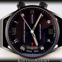 Porsche Design P6750 Worldtimer GMT titanium/PVD AUT