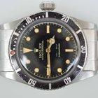 Rolex Submariner 6538 BIG CROWN 1958