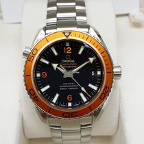 Omega 23230422101002 Seamaster Planet Ocean 42mm Orange [NEW]