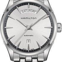 Hamilton Jazzmaster Day Date H42565151 Herren Automatikuhr...