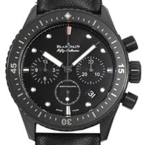 Blancpain [NEW] Fifty Fathoms Bathyscaphe Flyback Chronograph...