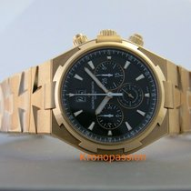 Vacheron Constantin Overseas Chronograph 18k Rose Gold New