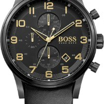 Hugo Boss AEROLINER BLACK&GOLD COLLECTION 1513274 Herrench...