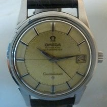 Omega vintage 1961 constellation pie pan ref 14393-91SC cal 561