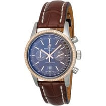 Breitling Transocean Chronograph 38 Automatic Men's Watch –...