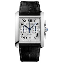 Cartier Tank MC Automatic Chronoscaph with Date Large Model...