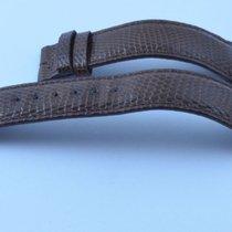 Longines Leder Armband 19mm Eidechse Rar Schöner Zustand