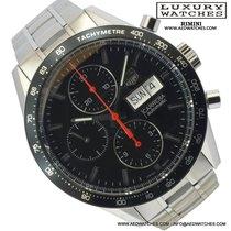 TAG Heuer Carrera CV201AH BA0725 cronografo Calibro 16 Full...