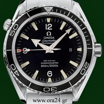 Omega Seamaster Planet Ocean 45mm Big Size 600m CoAxial B&P