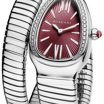 Bulgari SP35C7SDS.1T Tubogas 35mm Ladies Watch