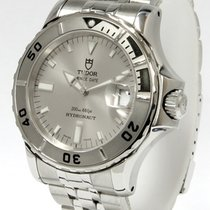 Tudor Hydronaut Prince Date Stainless Steel Model 89190P