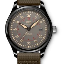IWC [NEW] Pilot Top Gun Automatic Anthracite Dial IW324702
