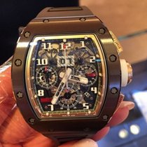 Richard Mille RM011 Asia Boutique Brown Ceramic Limited Edition