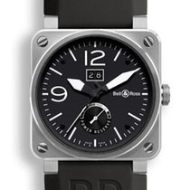 Bell & Ross Grande Date 42mm Automatic Stainless Steel...