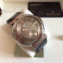 Milus Zetios Big Date – Men's watch.