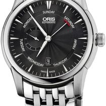 Oris Artelier Automatic Small Second Pointer Day Mens Watch...