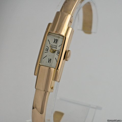 Baume &amp;amp; Mercier bracelet-watch