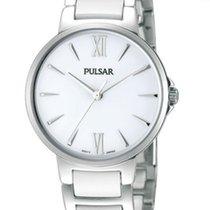 Pulsar PH8075X1 Damen Armbanduhr Keramik 32mm