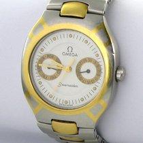 Omega Seamaster Day-date Herrenuhr Stahl/gold
