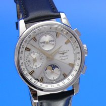 Longines Conquest Vollkalender Chronograph