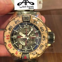 Richard Mille RM 028 RED GOLD AUTOMATIC DIVER'S WATCH