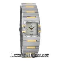 Omega Ladies  Constellation Quadra 1335.76.00 Diamond