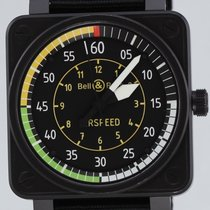Bell & Ross BR01 Airspeed Limited Edition Automatic PVD...