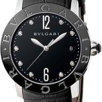 Bulgari BVLGARI BVLGARI Automatic 37mm bbl37bsbcld/9