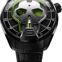 "HYT Skull Green  ""Limited to 50 pcs."""
