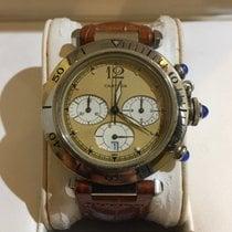 Cartier Pasha Chronograph 38 mm scatola e garanzia
