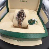 Rolex LADY-DATEJUST 28, ZB CHOKO; JUBILE