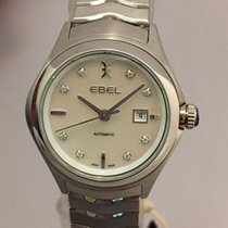 Ebel Wave Lady Automatic 30mm New Official Warranty 3 years