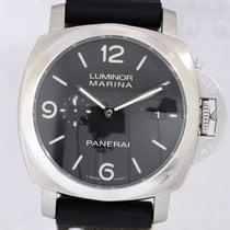 Panerai Luminor Marina 1950 black P9000 limited 3 Days PAM 312