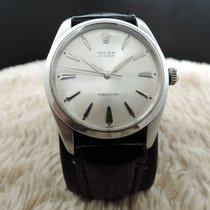 Rolex Oyster Date 6424 Stainless Steel Men's Watch