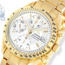 "Omega automatic chronograph ""Speedmaster-Date caliber..."