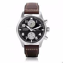 IWC Pilots Antoine De Saint Exupery Chronograph Automatic...