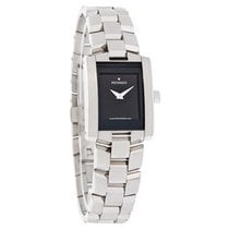 Movado Eliro Ladies Stainless Steel Swiss Quartz Watch 0604133