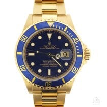 Rolex Submariner Date Oro