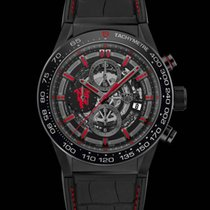 TAG Heuer Carrera Calibre Heuer 01 Manchester United Chronograph