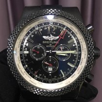 Breitling Bentley Gmt Midnight Carbon M47362 Limited Edition